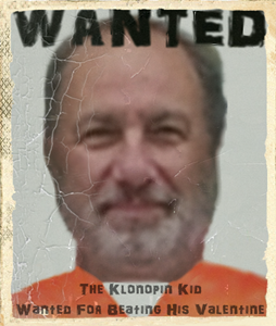 Wanted 4 Beating His Valentine - W4BHV